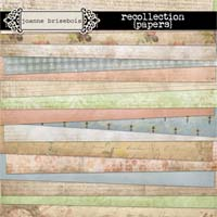 Recollection Paper Pack