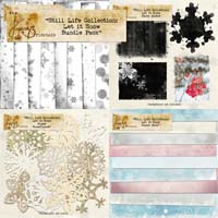 Still Life Collection: Let it Snow Bundle Pack