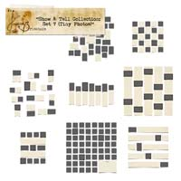 Show and Tell Collection: Set 7 (Tiny Photos) Element Pack