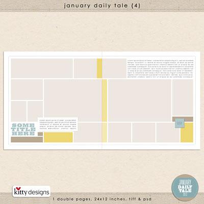 January Daily Tale 4