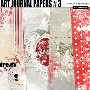 Art Journal Papers # 3
