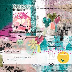Art Project Mini Mix # 3
