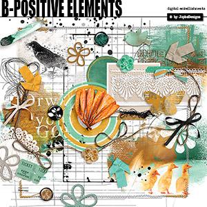 B-Positive Elements