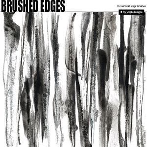 Brushed Edges