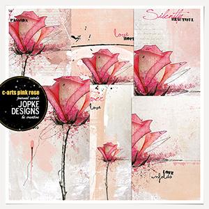 C-Arts Pink Rose