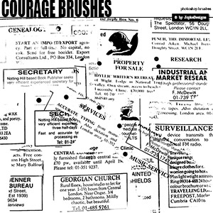 Courage Brushes