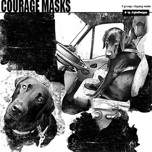 Courage Masks
