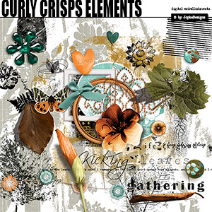Curly Crisps Elements