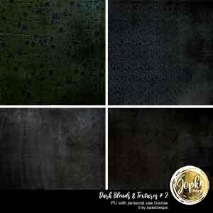 Dark Blends & Textures # 2