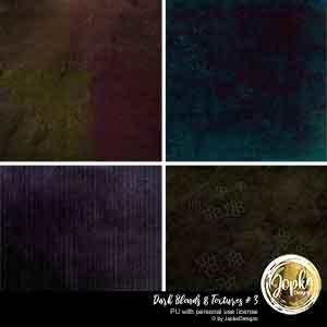 Dark Blends & Textures # 3