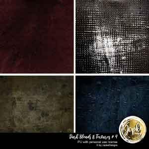 Dark Blends & Textures # 4