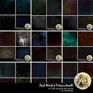 Dark Blends & Textures Bundle