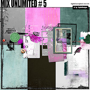 Mix Unlimited # 5