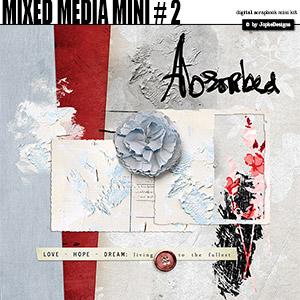 Mixed Media Mini # 2