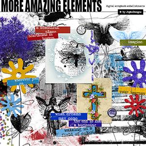 More Amazing Elements