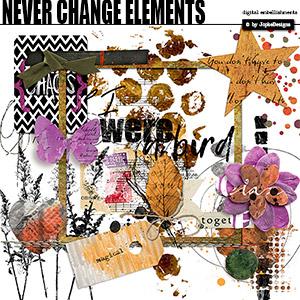 Never Change Elements