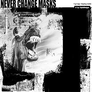 Never Change Masks
