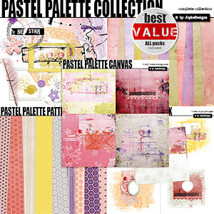 Pastel Palette Collection