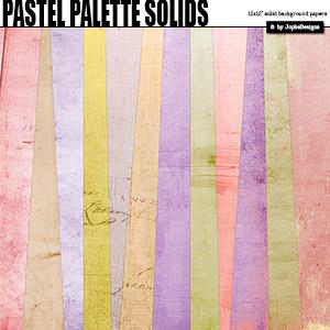 Pastel Palette Solids