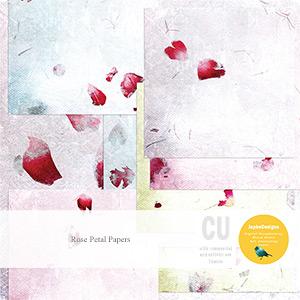 CU: Rose Petal Papers
