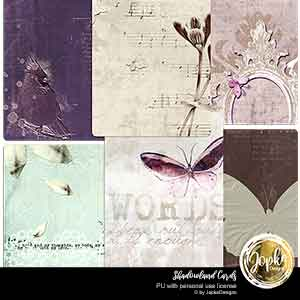 Shadowland Cards