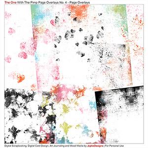 Pimp Page Overlays No. 4