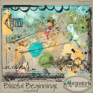 Blissful Beginnings { Accents } by Jumpstart Designs