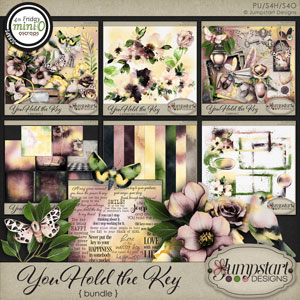 You Hold the Key { Bundle } by Jumpstart Designs