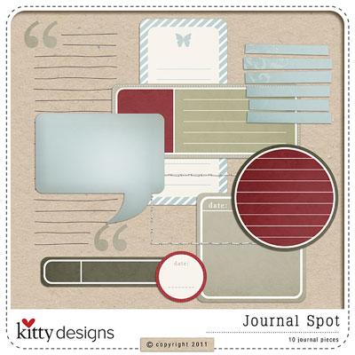 Journal Spot
