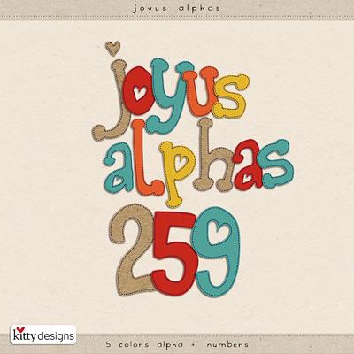 Joyus Alphas
