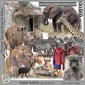 Safari AddOn