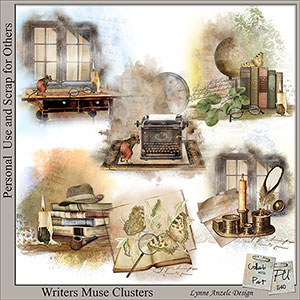 Writers Muse Clusters