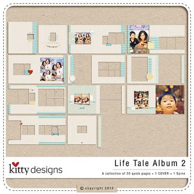 Life Tale Album 2
