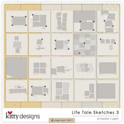 Life Tale Sketches 3