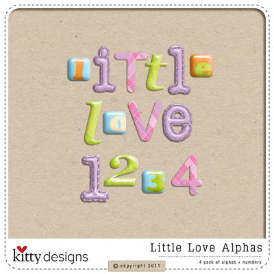 Little Love Alphas