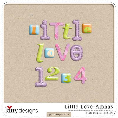 Little Love Alphas