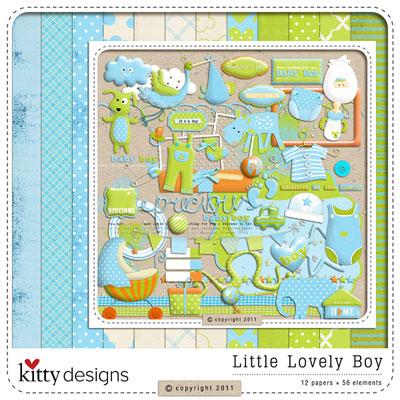 Little Lovely Boy
