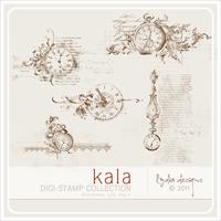 Kala: Digi-Stamp Collection