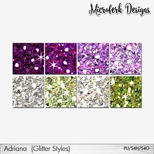 Adriana Glitter Styles