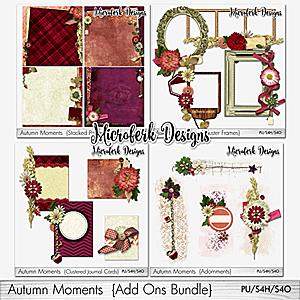 Autumn Moments Add Ons Bundle
