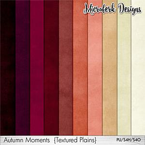 Autumn Moments Textured Plains