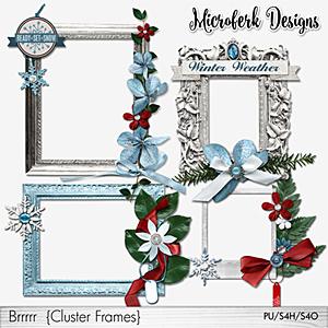 Brrrrr Cluster Frames