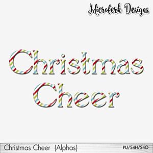Christmas Cheer Alphas
