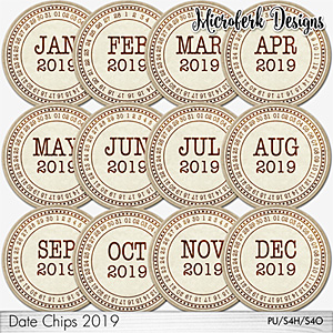 Date Chips 2019