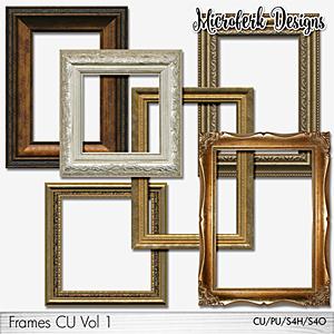 Frames CU Vol 1