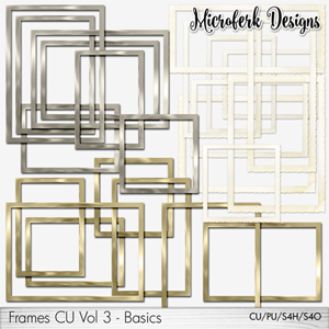 Frames CU Vol 3 - Basics