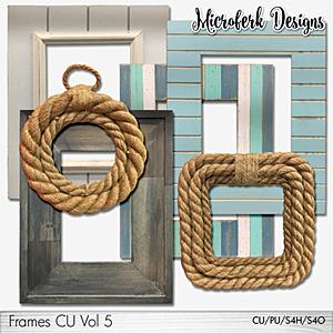 Frames CU Vol  5