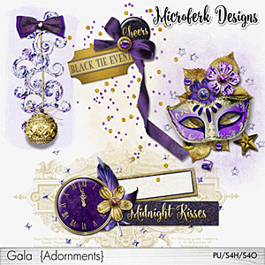 Gala Adornments