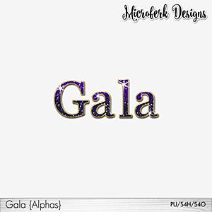 Gala Alphas