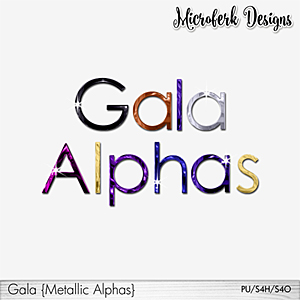 Gala Metallic Alphas